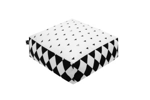 Floor Pillow Geometric Dream