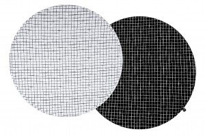 Play mat Monochrome Grids
